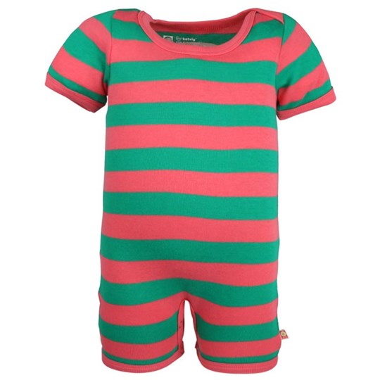 Katvig S/S & S/L Body Rouge & Emerald Red