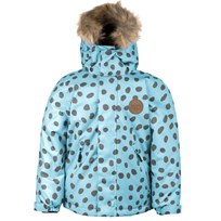 Kuling Winter Jacket Mint Dots Green