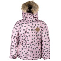 Kuling Winter Jacket Pink Dots Pink