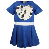 The BRAND Cool Dress Blue Blue