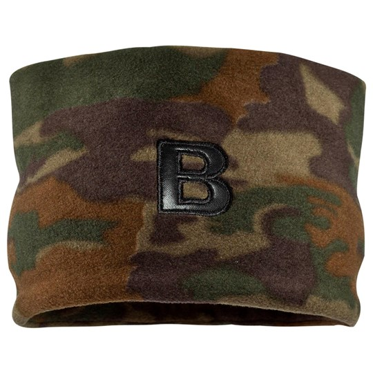 The BRAND Fleece Headband Camo Camo