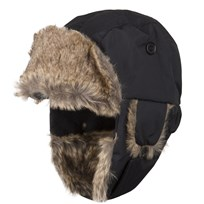 Kuling Winter Hat Black Black