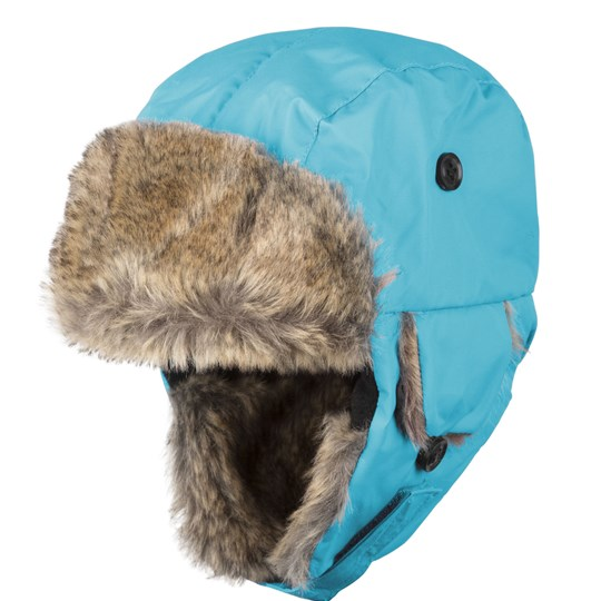 Kuling Winter Hat Turquoise Blue