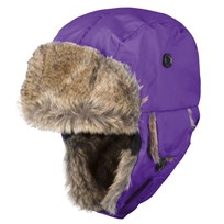 Kuling Winter Hat Lilac Purple