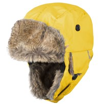 Kuling Winter Hat Yellow Yellow