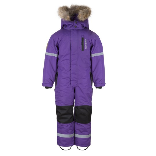 Kuling Outdoor Vinteroverall Lila Purple