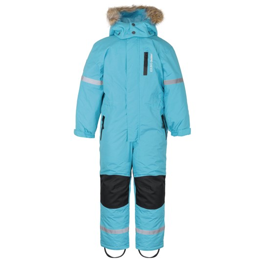 Kuling Outdoor Winter Overalls Turquoise Blue