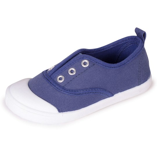 Kuling Kuling Shoes, Textilsko, Navy Blue Blue