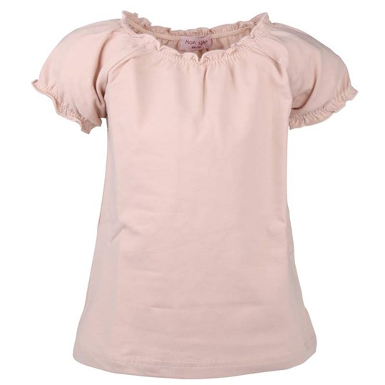 Noa Noa Miniature T-Shirt, Short Sleeve, Rosa Pink