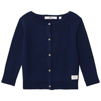 eBBe Kids Smila Knitted Cardigan Deep Navy Deep Navy