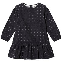 eBBe Kids Aivory Dress Ebbe Dots On Black ebbe dots on black