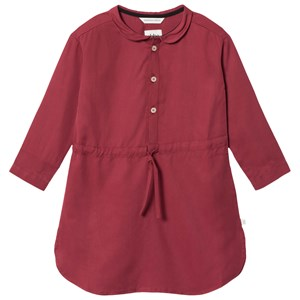 Image of ebbe Kids Amelie Dress Dark Red Chili 146 cm (2743692979)