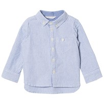 eBBe Kids Alf Shirt Oxford Blue Stripe Oxford blue stripe