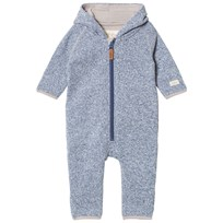eBBe Kids Tava Fleece Onesie Washed Navy Washed Navy