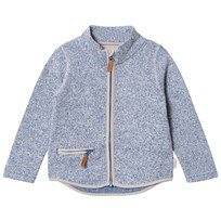 eBBe Kids Tem Fleece Jacket Washed Navy Washed Navy