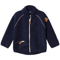 eBBe Kids Twister Terry Fleece Jacket Winter Navy Winter navy