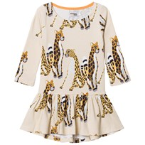 Filemon Kid Dress Cheetahs Angora Angora