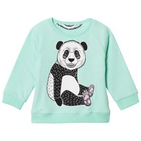Filemon Kid Reversible Sweatshirt Panda Beach Glass Beach Glass
