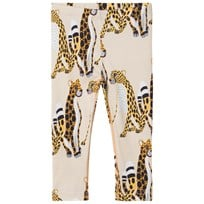 Filemon Kid Leggings Cheetahs Angora Angora Angora