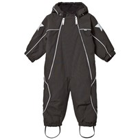 Molo Pyxis Baby Snowsuit Pirate Black Pirate Black
