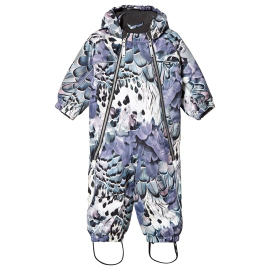 Molo Pyxis Baby Snowsuit Fine Feather Fine Feather