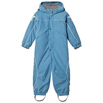 Molo Polaris Snowsuit Blue Mountain Blue Mountain