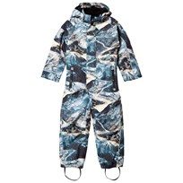 Molo Polar Snowsuit Mountain Range Mountain Range