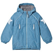 Molo Castor Jacket Blue Mountain Blue Mountain
