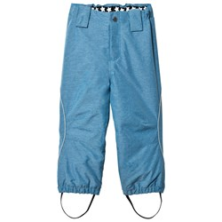 Molo Pollux Active Woven Pants Blue Mountain