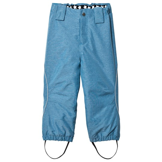Molo Pollux Active Woven Pants Blue Mountain Blue Mountain
