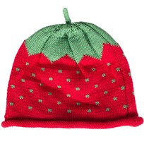 Kuling Strawberry Baby Hat Red