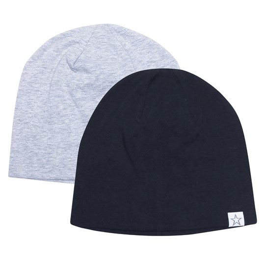 Kuling Hat 2-Pack Navy Grey Navy