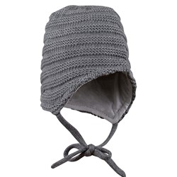 Kuling Knitted Baby Hat Grey