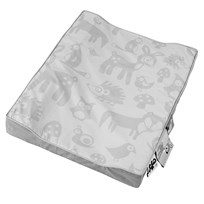 sebra Changing Pad Forest Grey Black