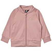 Hummel Tulle Zip Jacket Wood Rose WOOD ROSE