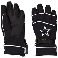 Molo Mack Active Gloves Black Black