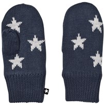 Molo Snowfall Mittens Midnight Navy Midnight Navy