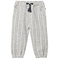 The Bonnie Mob Bamboo Print Jogging Pants Grey