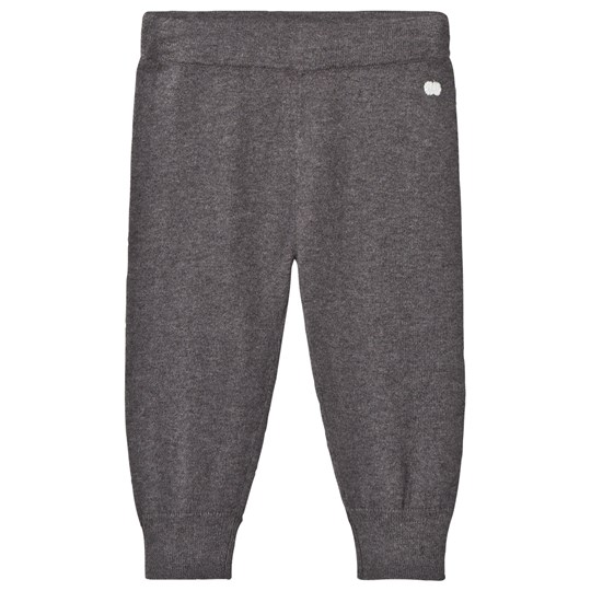 The Bonnie Mob Knitted Jogging Pants Dark Grey Dark grey