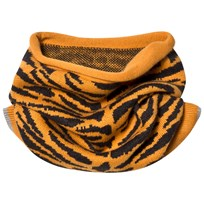 The Bonnie Mob Tiger Stripe Snood Honey Honey