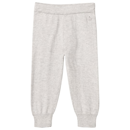 The Bonnie Mob Knitted Jogging Pants Pale Grey Pale Grey
