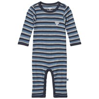 Hummel Sesse Baby One-Piece Multi Colour Multi Colour Boys