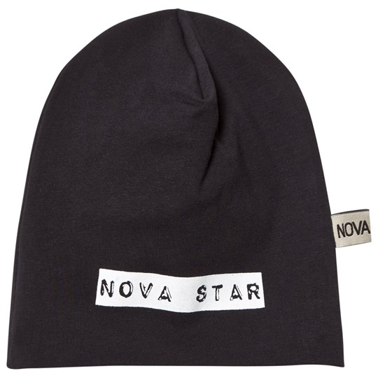 Nova Star Beanie Night Black Black