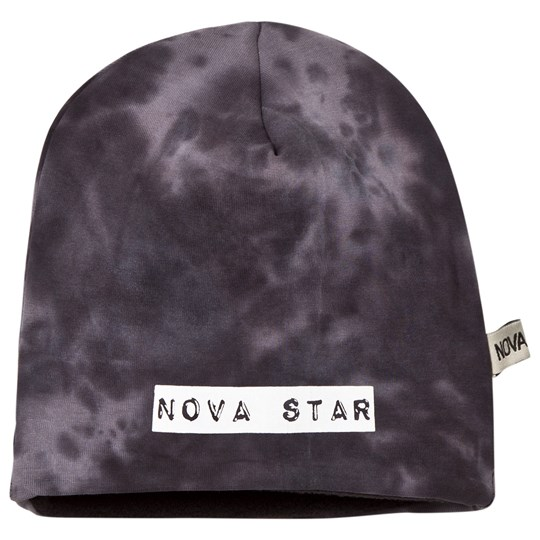 Nova Star Beanie Fleece Lined Grey/Black Grå/Svart
