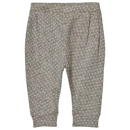 Mini A Ture Eroa Pants Light Grey Light Grey Melange