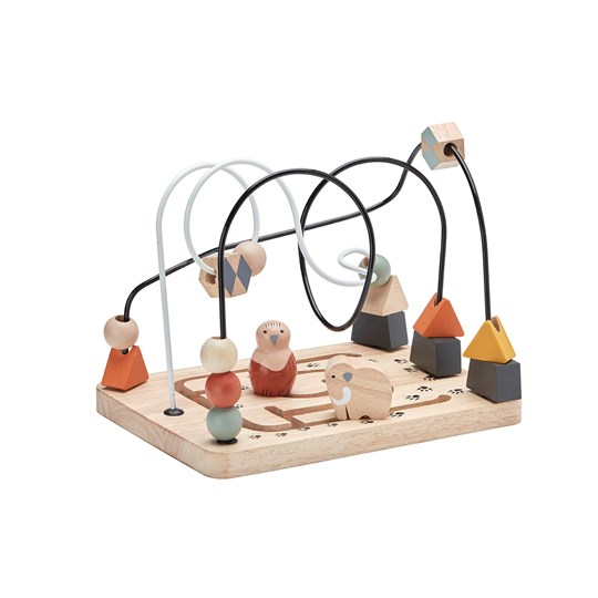 Kids Concept Bead Frame Neo Natural