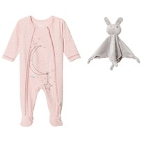Hust&Claire Pyjamas Rose Cloud Melange Rose cloud melange