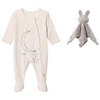 Hust&Claire Pyjamas Cream Cream