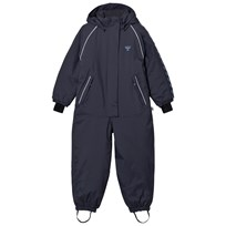 Hummel Powder Snowsuit Aw17 Blue Nights Blue Nights