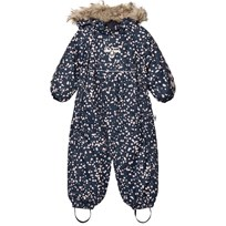 Hummel Moon Snowsuit Aw17 Multi Colour Girls Multi Colour Girls